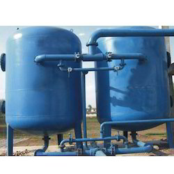 Semi-Automatic Borewell Water Compact Water Treatment Plants