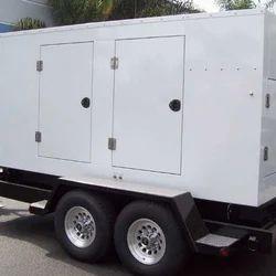 Diesel Generator Mounting Trailer