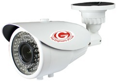 IR Bullet 48 LED Camera