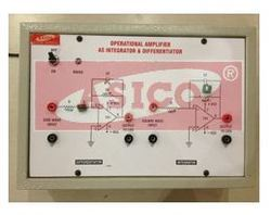Asico Operational Amplifier As Differentiator & Integrator, AE 305