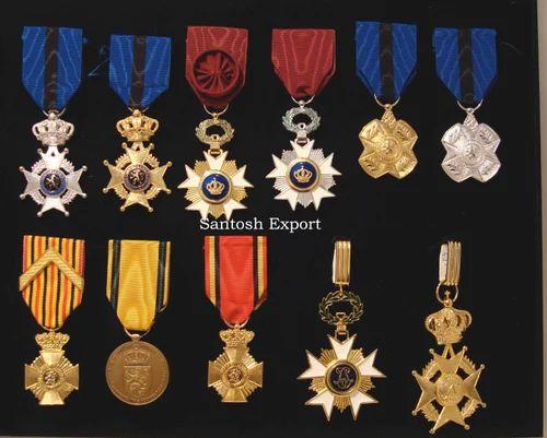Medal - Army Medal Manufacturer from New Delhi
