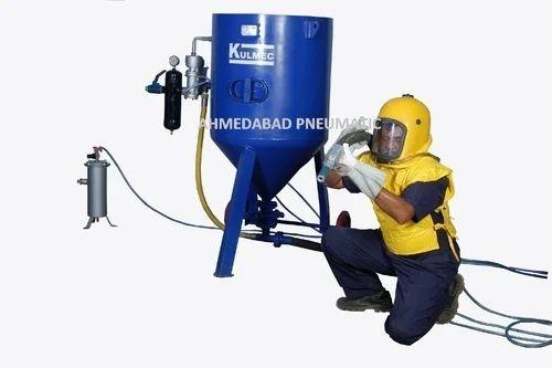 Abrasive Blasting Equipment Sand Blasting Exporter From