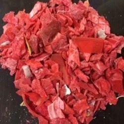 Plastic Red CP Grinding Granule, For Moulding, Pack Size: 25 Kg
