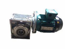 Hollow Shaft Aluminium Worm Gear Box