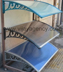 Plastic Awnings & WEATHER SHADES - Plastic Awnings Retailer from Pune
