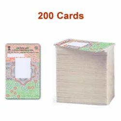 Pvc Pre Printed Voter Id Card Rs 1520 Unit Shiv Sai Utility