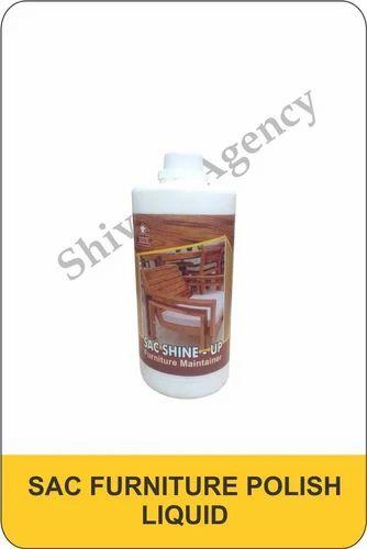 SAC Furniture Polish Liquid