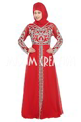 Islamic Arabian Party Wear - Embroidered Kaftans