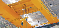 Overhead Heavy Duty Steel Mill Cranes