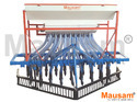 Garlic Seed Fertilizer Drill