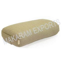Cotton Oblang Bolster Pillow