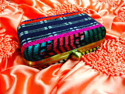 Embroidered Fashion Bag