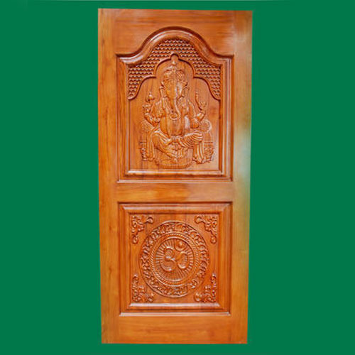 Furniture Wooden Pooja Door
