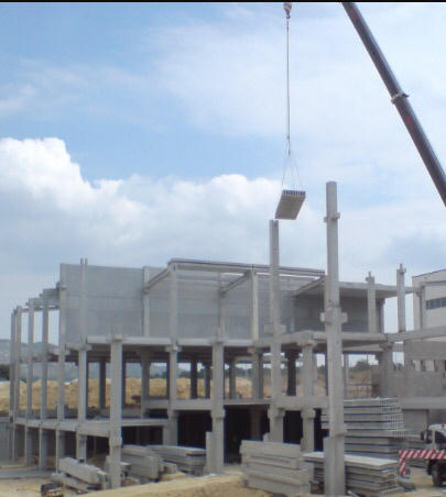 Building Materials - Precast Concrete Beams Manufacturer from Mumbai