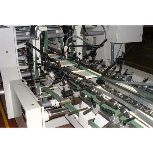 Folder Gluer Machine Automatic Folder Gluer Machine