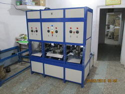 Automatic Disposable Dona & Thali Machine
