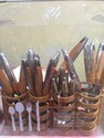 Cutlery Knife Set ( Wood)