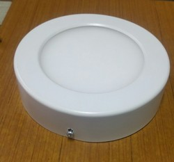 6w Round Surface Panel Light