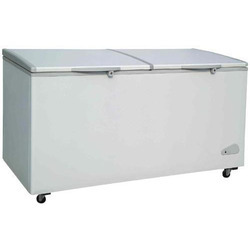 Double Door Chest Deep Freezer