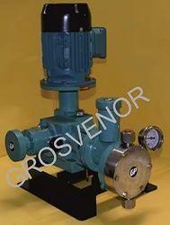 Hydraulic Double Diaphragm Metering Pumps