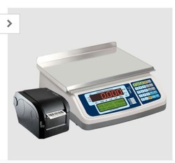 Barcode Weighing scale