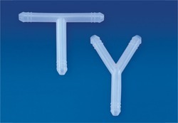 Plastic Connectors (T & Y) 8 mm - 46113 (Pack of 36)