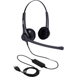 Binaural Ultra Noise Cancelling USB Headset