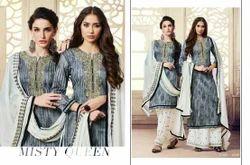 Colour Patiala Volume -9 Kessi Fabric