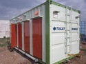 Prefabricated Toilet Container