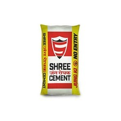 Shree Cement, Packing Size: 50 Kg, Grade: Ppc