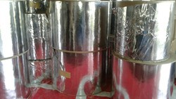 Silver Pattal Raw Material