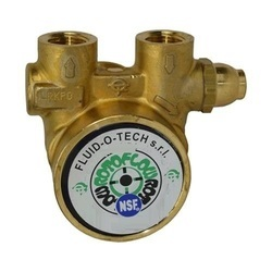 Brass Rotary Vane Pump, Size: 1/2 Inch