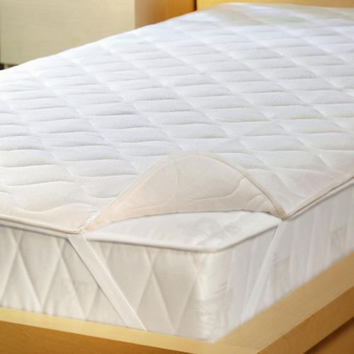 Quilted Mattress Protector For Bed