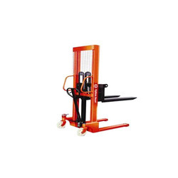 2T Hydraulic Pallet Stacker