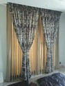 Printed Curtain, For Door