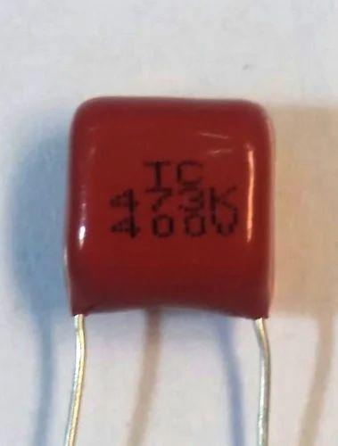 Led Driver Components Metallised Film Capacitors