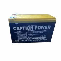 Caption Powered Batteries