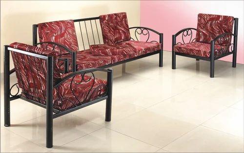 Captivating Metal Sofa Chair
