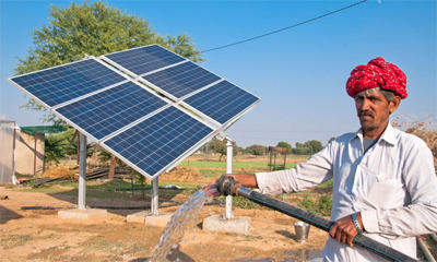 Tata 1 Hp Solar Pump Dc Rs 200000 Piece Veena