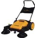 Manual Push Sweeper 950s