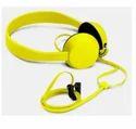 Knock Headphones Yellow