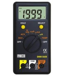 Meco 9A09 Digital Multimeter