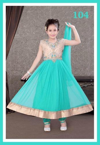 8a63681dd9 Beautiful Anarkali Baby Girls Indian Suits, Children Anarkali Suits ...