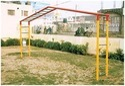Modcon Steel, Frp Bridge Ladder, For Outdoor