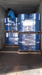 Blue Food Products Barrel Drums Packing, For Packaging Industry, Capacity: 200-250 litres