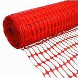 Econet Red Safety Barricading Net