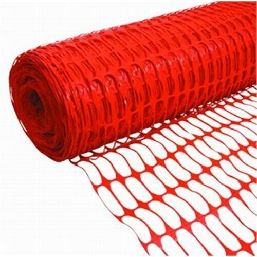 Econet Red Safety Barricading Net Rs 71 Square Meter