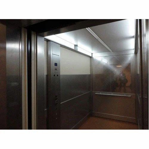 Automatic Aluminium Standard Hospital Lift