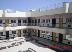Institutional Interior Design Services
