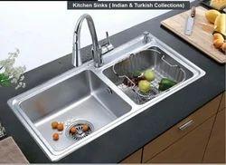 Kitchen sinks in thrissur kerala india indiamart kitchen sinks workwithnaturefo